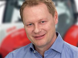 Christian Huber: Vice President Global Product Management of CASE IH and STEYR tractors