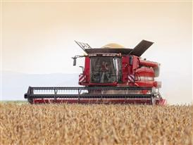 Effective detail improvements on Case IH 240 combine series