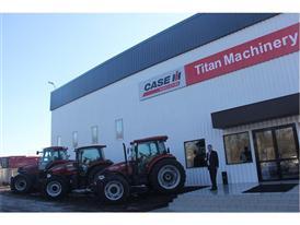 Case IH Ukrainen Titan Machinery Dealership