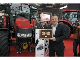 Case IH has great success at the Agrotech show