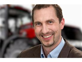 Harald Boitllehner, Service Manager at Case IH responsible for Europe, the Middle East and Africa (EMEA)