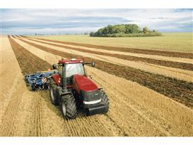 AFS Precision farming in action with skip row functionality