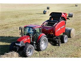 RB Round Baler baling hay