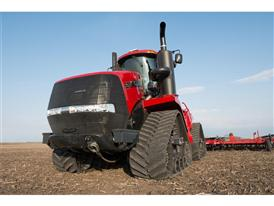 Quadtrac 620 ready for tillage