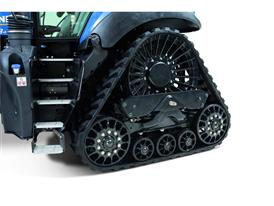 The rubber SmartTrax on the T8