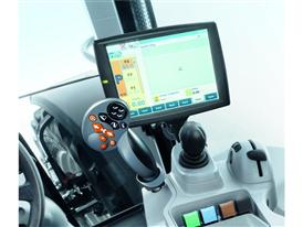 New Holland T7.270 Power Command with the IntelliView™ IV colour touchscreen monitor