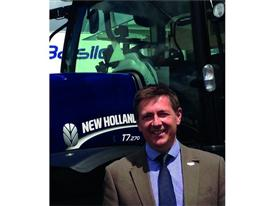 James Ashworth New Holland Agriculture UK & ROI Marketing Manager