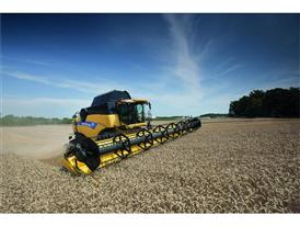 New Holland Agriculture UK Harvest Demo Tour
