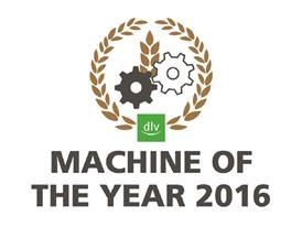 Machine of the Year award logo 2016