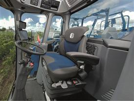 Braud 7030M Cab with panoramic visibility