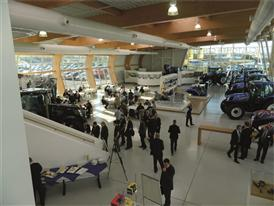 New Holland Dealer Aftersales Convention in Basildon