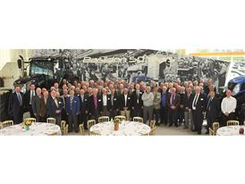 New Holland welcomes first Basildon factory workers for 50-year reunion