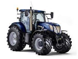 New Holland T7.270 Golden Jubilee special edition tractor