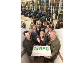 New Holland Basildon Tractor Plant Welcomes Essex Farmers as NFU celebrates a Century of Success