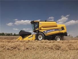 TC4.90 Combine Harvester in the Field
