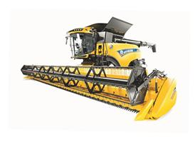 New Holland Agriculture Raises Harvesting Stakes  with All-new CR Combine Harvester Range