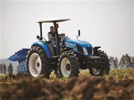 Upgraded TD5.115 ploughing
