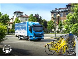 The Iveco Eurocargo Truck of the Year