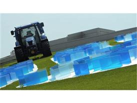 CNH Industrial - Behind the Wheel - The New Holland Agriculture Methane Power Tractor at Expo 2015