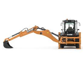 CASE offers choice of boom and loader arm on industry-leading 580ST backhoe loader
