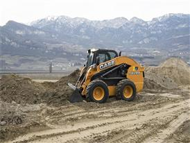 CASE Construction Equipment SV280  Skid Steer Loader