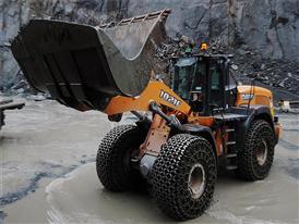 CASE Construction Equipment 1021F Wheel Loader