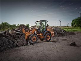 CASE Construction Equipment 921F Wheel Loader