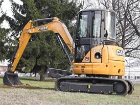 CASE CX50B Midi Excavator