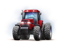In 1987 Case IH launches the Magnum tractor