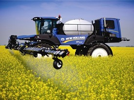 2014 New Holland acquires Miller St. Nazianz a self-propelled sprayer company