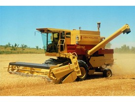 In 1974 New Holland launched the first Twin Rotor Combine, the TR70