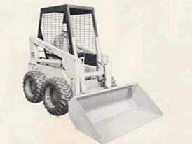 In 1969 Case purchases the rights to produce multi-purpose skid steer loaders