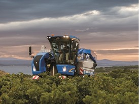 New Holland Agriculture Braud 8030L