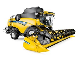 The New Holland CX8.80 Combine Harvester