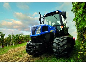 New Holland TK4060 Rubber SmartTrax™