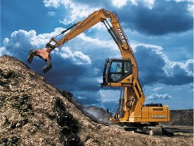 CASE Launches New CX290D Crawler Excavator Designed for Material Handling at BAUMA 2016