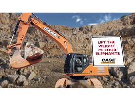 The World of CNH Industrial App - Screenshot Case Construction Equipment