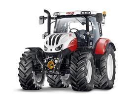 Steyr 4145 Profi CVT Tractor