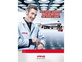 STEYR Service Campaign 04