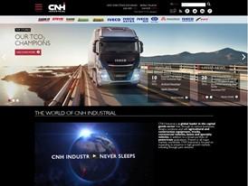 New CNHIndustrial.com - Homepage