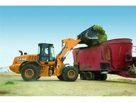 Case Construction Equipment Wheel Loader