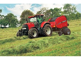Model Year 2017 RB5 series round balers from Case IH