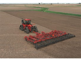 Rugged New Case IH Tiger-Mate® 255 Field Cultivator Creates High-efficiency Seedbed