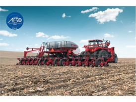 The new 2000 series Early Riser® planter integrates industry-leading seed placement technologies