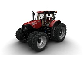 The new Case IH Optum™ 270 and 300 tractors