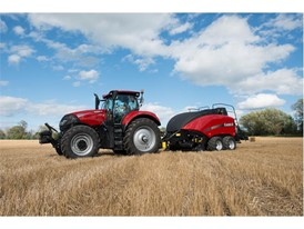Case IH Extends Full Hay and Forage Lineup With Introduction of New Optum™ Tractor Series and New ISOBUS Class 3 Capabilities