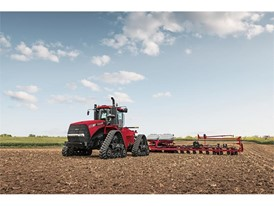 The Case IH Steiger® Quadtrac® and Rowtrac™