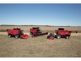 Redesigned Case IH Axial-Flow® 140 series