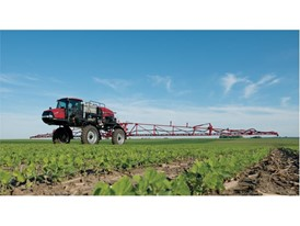 New High-powered Case IH Patriot® 2250 Sprayer Pushes Through the Toughest Field Conditions