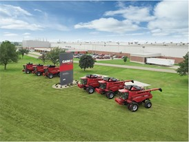The modern Case IH combines of today originated in Grand Island, Neb.